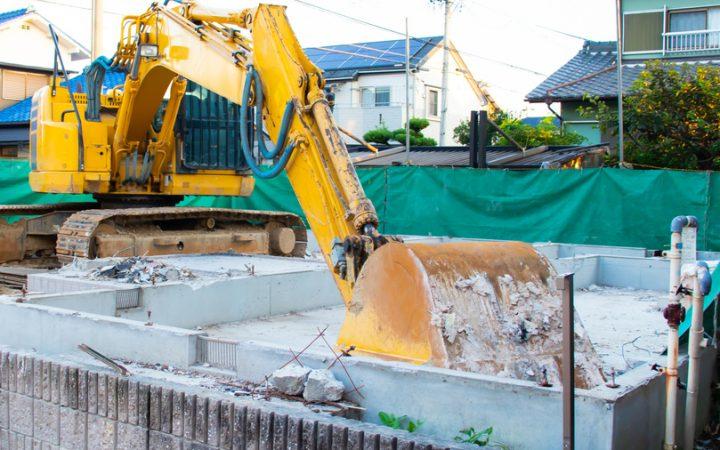 解体するときの基礎とは? 家の土台がわかる方法をお伝えします